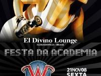 21NOV08-WLHM-AcademiaWorldGym